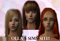 Welcome to Olla's Sims site!!!